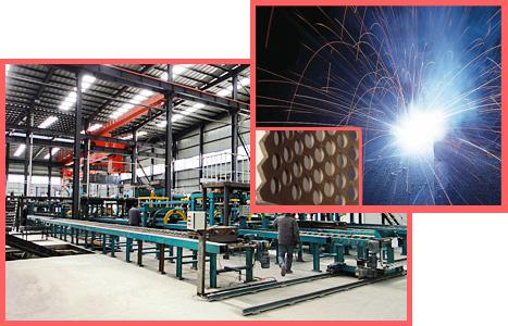 耐磨钢板及耐磨耐磨钢管加工